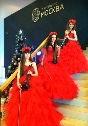 «Violin Group DOLLS»